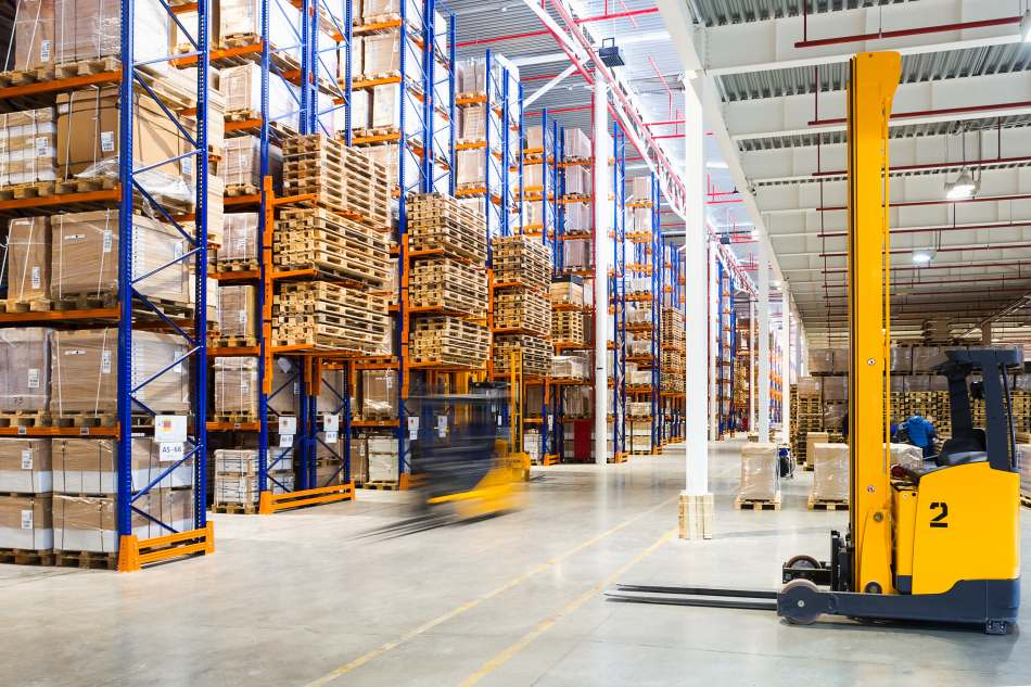 Industrial & commercial storage